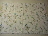Pillow Case Vintage Wimistara 1980's Percale Floral Print