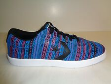 Converse Size 11.5 M KA II OX COSMOS Blue Pink Leather Sneakers New Unisex Shoes
