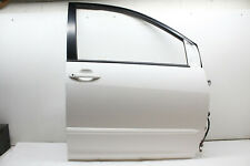09 TOYOTA SIENNA FRONT RIGHT DRIVER DOOR ASSEMBLY WHITE OEM 04 05 06 07 08 10