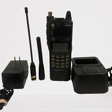 Alinco VHF Band FM Transceiver DJ-191 Charger 2 Whips Mobile Ham Radio