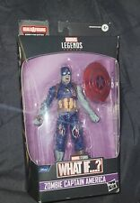Marvel Legends What If?? Zombie Captain America