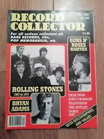 RECORD COLLECTOR MAGAZINE ~ DEC 1991 ISSUE: 148 GUNS 'N' ROSES ROLLING STONES