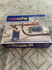 Paasche airbrush kit. New Open Box.
