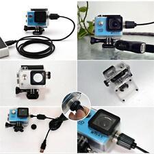 Recharging waterproof case of sports DV camera DVR SJ4000 SJ7000 for motorcycle