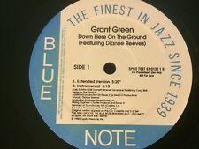 GRANT GREEN/ LONNIE SMITH-12-Inch EP, '96 Blue Note Promo, Remixes-Reeves/Franti