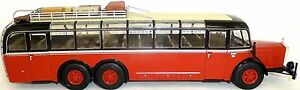 Mercedes Benz 0 10000 Bus 1939 Ixo For Hachette 1:43 New IN Boxed GA2 Μ