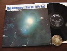 LP Wes Montgomery Goin' Out Of My Head Germany 1965 1st Press Laminated | M-