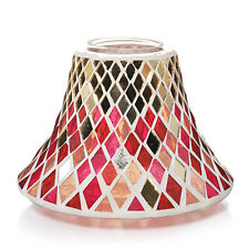 YANKEE CANDLE SHIMMERING LIGHTS MARRAKESH NIGHTS MOROCCAN CANDLE SHADE TOPPER