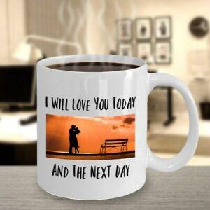 I Love You Funny Mug Coffee Mug Gift For Wife Husband Girlfriend Boyfriend