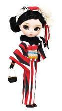 Pullip Groove Japan Anime Fashion Doll Figure Yuri P-069 Kimono Japanese JP Rare