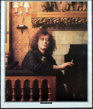 LED ZEPPELIN JIMMY PAGE POSTER PAGE . STAIRWAY TO HEAVEN . THE YARDBIRDS . G21