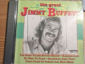 The Great Jimmy Buffett  (1994)