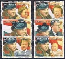 Antigua & Barbuda postfris 2004 MNH 4158-4163 - Juliana (27)