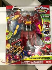 Power Rangers Dino Charge Megazord (3 Zords Combine) Zord Builder Super T-Rex