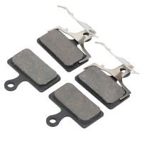 2 Pairs Shimano Resin Disc Brake Pads For XTR M985 M988 XT M785 SLX M666 Deore