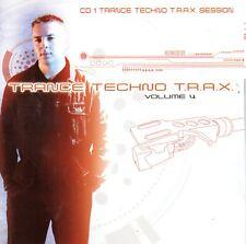 Frank T.R.A.X. – CD2 Trance Techno T.R.A.X. Volume 4 - CD 2002