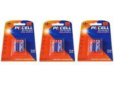 6 x LR1 / N / Lady  1,5V Alkaline Batterie auf 3 Blistercard a 2 Stück PKCELL