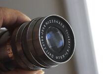 Carl Zeiss Jena Triotar 8.5cm f4 85mm f4 for Contax RF