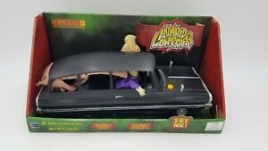 CVS - Animated LowRider - Hearse with underlighting and Hopping action - NOS!