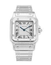 Cartier Stainless Steel Case Quartz (Battery) Adult Watches