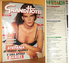 GRAND HOTEL - ANNO XLIX - N. 20 - 20 MAGGIO 1994 - STEFANIA DI MONACO - RIVISTA