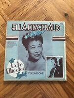 "ELLA FITZGERALD SINGS THE DUKE ELLINGTON SONGBOOK VOLUME ONE 12"" DOUBLE ALBUM"