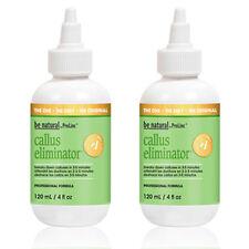 2x ProLinc be natural Callus Eliminator - 4 oz, Pedicure (2 bottles)