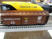 Lionel / K-Line O-27 Plug-Door boxcar - Pennsylvania PRR 6-22662