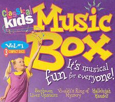 CLASSICAL KIDS, Music Box 1, New Box set