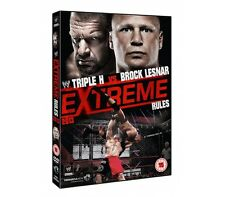 Official WWE Extreme Rules 2013 DVD