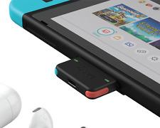 GENKI Buetooth 5.0 Wireless Audio Adapter & Mic for Nintendo Switch, Switch Lite
