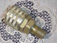 """New listing Ingersoll-Rand Aro 23002-212 Female High Flow Pneumatic Coupler Conn 1/4"""" Nptm"""