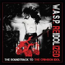 WASP - RE-IDOLIZED (2CD+DVD+BLU RAY NEUF