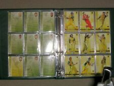 Serial Numbered Cricket Trading Cards