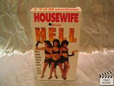 Housewife From Hell (VHS, 1994) Gregg Bullock Lisa Comshaw Marica Gray Screener