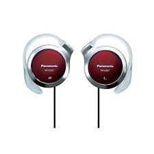 Panasonic clip headphone Red Rp-Hz47-R (japan import)