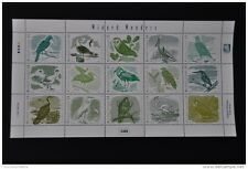 M3 15 ++ MARSHALL ISLANDS 2015 BIRDS VOGELS OISEAUX MNH **