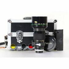 Canon FD 300mm F/2.8 Fluorite S.S.C. Teleobjektiv - MF Tele Lens - 2,8/300