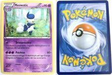 Carte gioco singole collezionabili Pokémon fuochi rari