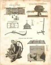 1802  Rustall Family Mill Sylvestre Irrigator For Kitchen Gardens Jee Improved M