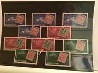 Maldives Islands mounted mint stamps R21402