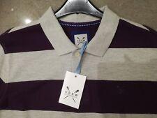 Mens crew clothing polo shirt 100% genuine. BARGAIN!!! RRP £39 size large