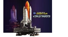 Dragon Wings Space Collection Space Shuttle Endeavour with Crawler 1/400 56393