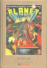 PLANET COMICS Volume One 2012 - 1940S SCIENCE FICTION COMICS FROM FICTION HOUSE