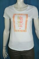 NIKE Fille 14 ans superbe tee shirt manches courtes blanc Just Do It T-shirt top