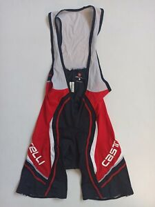 Castelli Bib Shorts, Good Condition, Mens, Made in Hungary, Size - XXL
