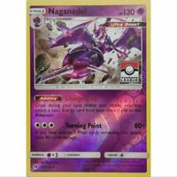 Naganadel 108/214 League Promo Reverse Holo Pokemon Englisch NM/Mint
