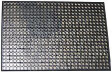2 x 3 ft. Industrial Rubber Floor Mat Garage Shop Utility Restaurant Kitchen New