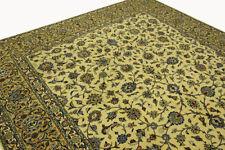 Handgeknüpfte Wohnraum-Teppiche mit Blumenmuster aus 100% Wolle