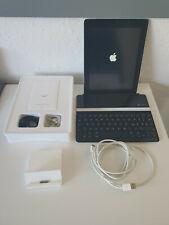 Apple iPad 2 64GB, WLAN + Cellular (Entsperrt), 24,64 cm, (9,7 Zoll) - Schwarz